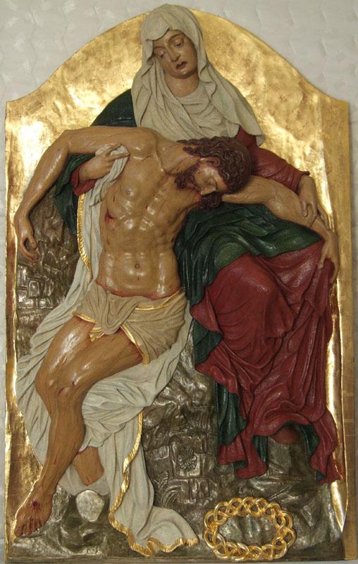 12. Pieta, XVII w.