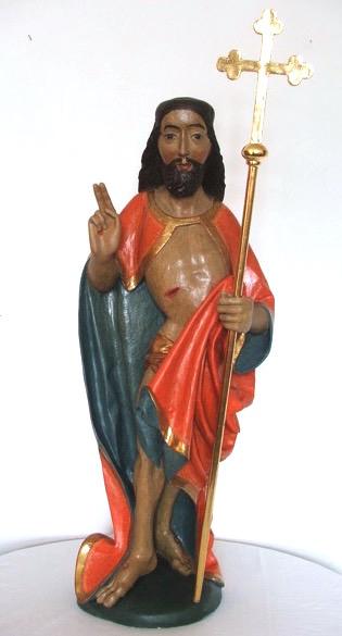 2.Chrystus Zmartwychwstały, XVI w.