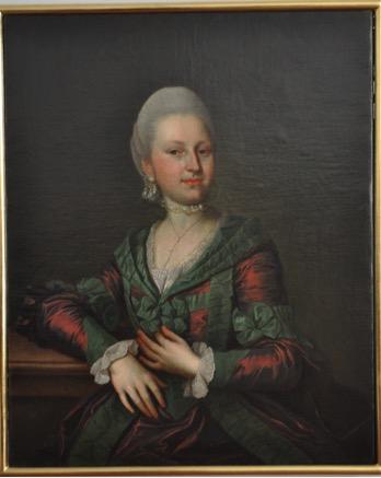 Portret Franciszkowej Lubomirskiej