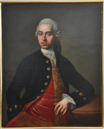 Portret Franciszka Lubomirskiego