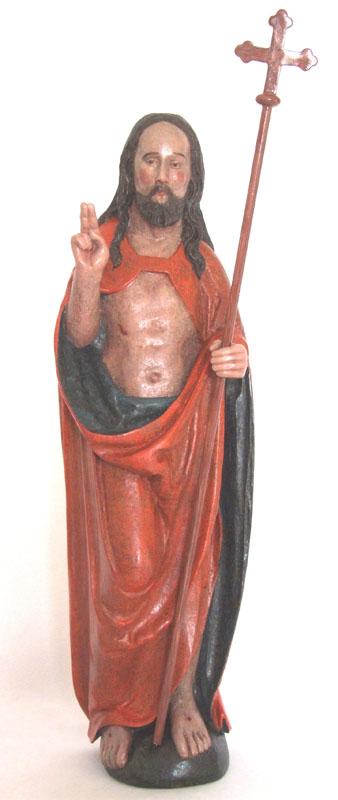 4. Chrystus Zmartwychwstały, XVI w.