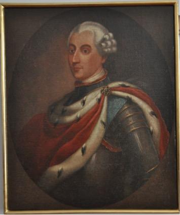 Portret Jerzego Ignacego Lubomirskiego