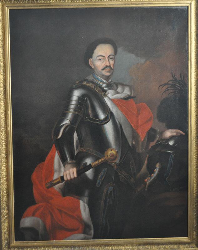 9. Portret Hieronima Augustyna Lubomirskiego